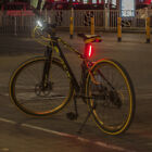 Ultra Bright Bike Light USB Rechargeable Bicycle Tail Light High Intensity