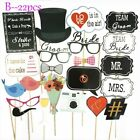 Cute Party Supplies Wedding Favors Photograph Photo Booth Emoji Paper Props