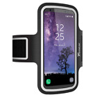Trianium Water Resistant Armband for Large Cell Phone iPhone X 8/7/6s/6 Plus, Ga