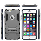 Heavy Duty Tough Armor Protection Rubber Case Cover Fr iPHOEN XS MAX XR X 6 7 8