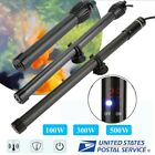 100/300/500W LED Aquarium Submersible Water Heater  for Fish Tank US Plug 110V