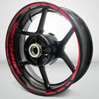 Motorcycle Rim Wheel Decal Accessory Sticker for Triumph Daytona 675 $112.76 CAD on eBay