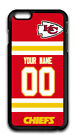 NFL Kansas City Chiefs Personalized Name/Number iPhone iPod Case151413 $12.99 USD on eBay