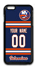 NHL New York Islanders Personalized Name/Number iPhone iPod Case 162704 $12.99 USD on eBay