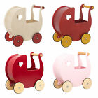 Moover - Baby and Toddler Doll's Pram - Develop Motor Skills - Wooden
