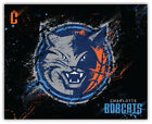 "Charlotte Bobcats  NBA Basketball Car Bumper Sticker Decal ""SIZES"" ID:2 on eBay"