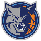 "Charlotte Bobcats   NBA Basketball Car Bumper Sticker Decal ""SIZES"" ID:7 on eBay"