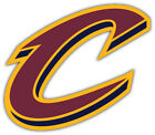"Cleveland Cavaliers  NBA Basketball Car Bumper Sticker Decal ""SIZES"" ID:5 on eBay"
