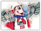 """Los Angeles Clippers NBA Basketball Car Bumper Sticker Decal """"SIZES"""" ID:3 on eBay"""