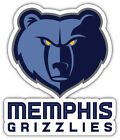 "Memphis Grizzlies  NBA Basketball Car Bumper Sticker Decal ""SIZES"" ID:1 on eBay"