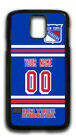 NHL New York rangers Personalized Name/Number Samsung Phone Case 162603 $12.99 USD on eBay