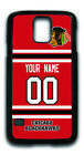 NHL Chicago Blackhawks Personalized Name/Number Samsung Phone Case 160326 $12.99 USD on eBay