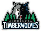 "Minnesota Timberwolves NBA Basketball Car Bumper Sticker Decal ""SIZES"" ID:3 on eBay"