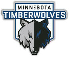 "Minnesota Timberwolves NBA Basketball Car Bumper Sticker Decal ""SIZES"" ID:7 on eBay"