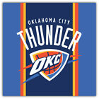 "Oklahoma City Thunder  NBA Basketball Car Bumper Sticker Decal ""SIZES"" ID:6 on eBay"
