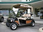 Club Car DS Model Golf Cart Woody Kit