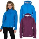 Trespass Aviana Womens Blue Purple Waterproof Softshell Jacket With Hood