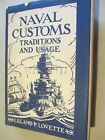 Navy Captain Leland P Lovette Book Naval Customs Traditions And Usage