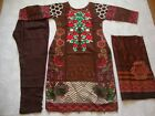 Charizma   Khaddar  Embroidered stitched pakistani indian  suit £23 CLEARANCE