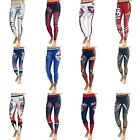 MLB Baseball Teams Leggings Women's 2019 High Quality on Ebay