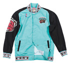 Vancouver Grizzlies Mitchell Ness NBA Retro Vintage Authentic Warm Up Jacket on eBay