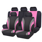 CARPASS Car Seat Cover 11PCS New Washable 7 Colors Universal Set for 40/60 60/40