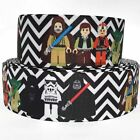 "GROSGRAIN RIBBON 7/8"" & 1.5"" Star Wars St4 Printed 1,3,5 YARDS USA SELLER $0.99 USD on eBay"