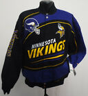 MINNESOTA VIKINGS JACKET MENS SENTINEL NFL FOOTBALL COTTON TWILL CASE KEENUM $99.95 USD on eBay