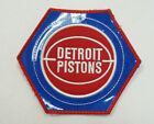 DETROIT PISTONS PATCH VINTAGE RETRO VTG STITCH NBA BASKETBALL PATCHES STITCH on eBay