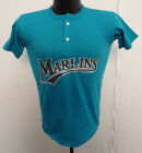 FLORIDA MARLINS PRINTED SHIRT MENS YOUTH KIDS BOYS MLB BASEBALL TEAM 2 BUTTON on Ebay