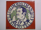SLIM WHITMAN: It's a Sin to Tell a Lie VINYL LP RECORD Country Music