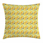 Colorful Throw Pillow Cases Cushion Covers Home Decor 8 Sizes