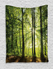Nature Pattern Tapestry Wall Hanging Form Decoration for Room 2 Sizes