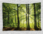 Nature Pattern Tapestry Wall Hanging Form Bedroom Dorm Room Decor 2 Sizes