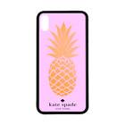 New!!!Kate Spade.150 Pineapple Gold Fit Hard Case For iPhone XS MAX XR X 7/8