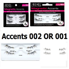 Ardell Magnetic False Eyelashes Accents 001,002-Variation WITH FAST & FREE POST!