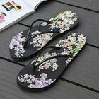 Chic Women Flat Floral Slipper Sandals Shoes Beach Casual Flip Flops Girls Shop6