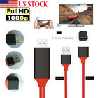 MHL Micro USB to HDMI 1080P HD TV Cable Adapter for IOS Android iPhone Samsung