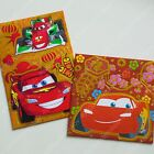 10p Disney Cars mcqueen Chinese New Year Red Pocket Packet Envelope
