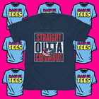 Straight Outta Columbus Blue Jackets Shirt Available In Adult & Youth Sizes $14.98 USD on eBay