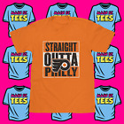 Straight Outta Philadelphia Flyers Shirt Available In Adult & Youth Sizes $14.98 USD on eBay
