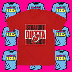 Straight Outta The Rock New Jersey Devils Shirt Available In Adult $14.98 USD on eBay