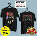 rare King Diamond Conspiracy 1989 Tour shirt Mercyful Fate Judas Size S-5XL image