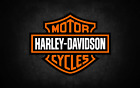 Harley Davidson Poster on Polyester Canvas (Giclee Print) $15.0 USD on eBay