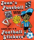 1978 Panini Argentina 78 Football Badge Team Jean's DENIM choose your stickers Sports Stickers, Sets & Albums - 141755