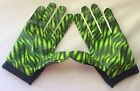 Under Armour Gloves Seattle Seahawks Team Issued Mens Football Gloves NFL Player $15.99 USD on eBay