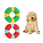 Durable Dog Squeaky Chewing Toys Teeth Cleaning Training Playing for Puppy