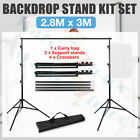 Купить 10Ft Adjustable Photography Background Support Stand Kit Multiple Choice For Pro