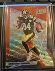 2018 Panini National Convention Antonio Brown Seelers VIP Red Wave Parallel15/25