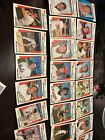1987 Kmart 25 Annerversary Lot Of 28 Cards Micky Mantle Gibson Aaron Willie Mays